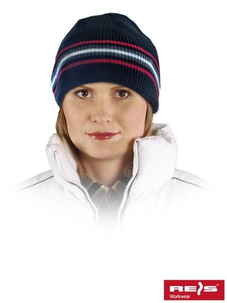 3x Wintermütze - BADU - 100% Acrylgarn