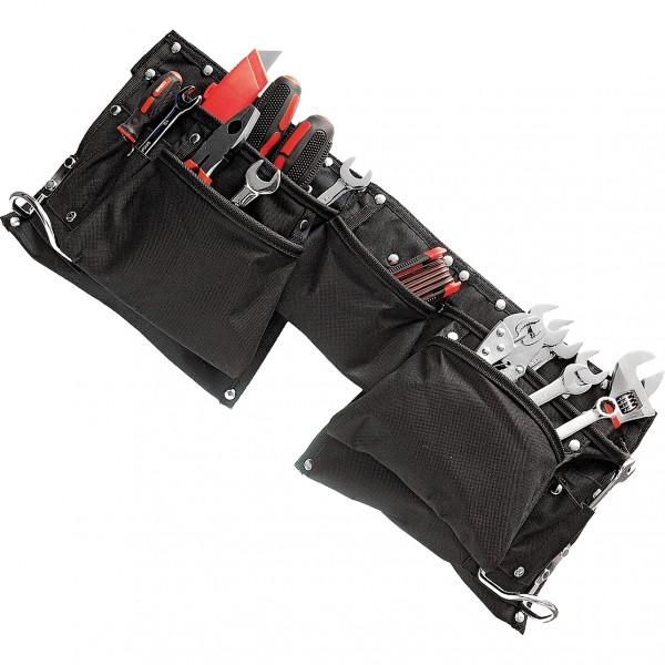 Werkzeugtasche - TORND - Plus Gürtel - Schwarz