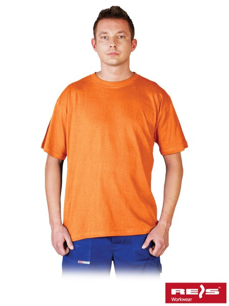 T-Shirt - TSM - 100% Baumwolle - Orange
