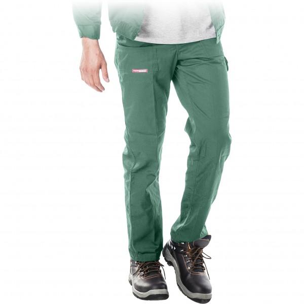 Arbeitshose - SPM - Master - Grün