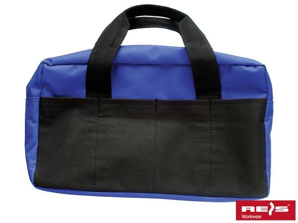 Werkzeugtasche - TORT - Schwarz und Blau