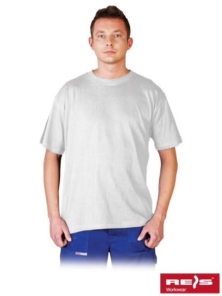 T-Shirt - TSM - 100% Baumwolle - Weiß