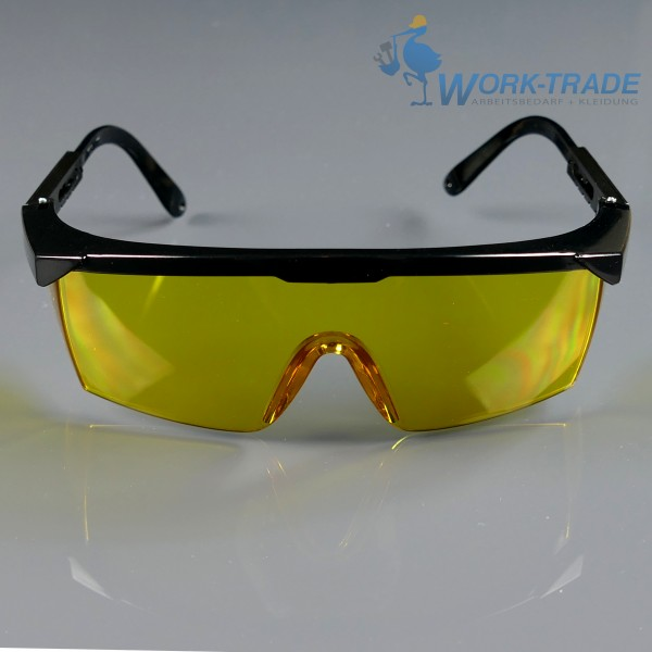Schutzbrille - EBL - Getönte Scheiben - Optische Klasse 1
