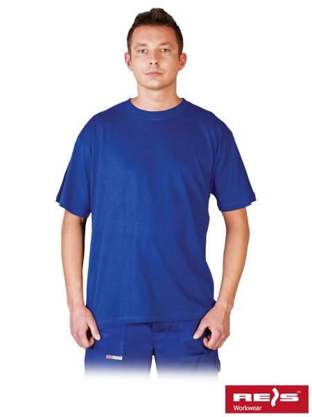 T-Shirt - TSM - 100% Baumwolle - Blau