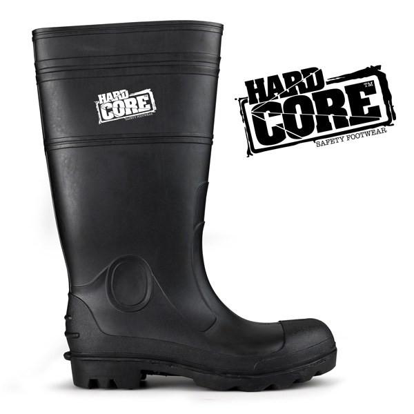 Gummistiefel - SKARN - Hard Core - S5 - PVC-Nitril