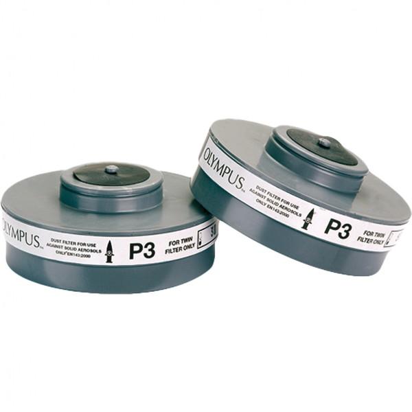 Staubfilter - MIDI-P3 - 1 Paar - Typ P - Klasse 3 - JSP - Made in UK