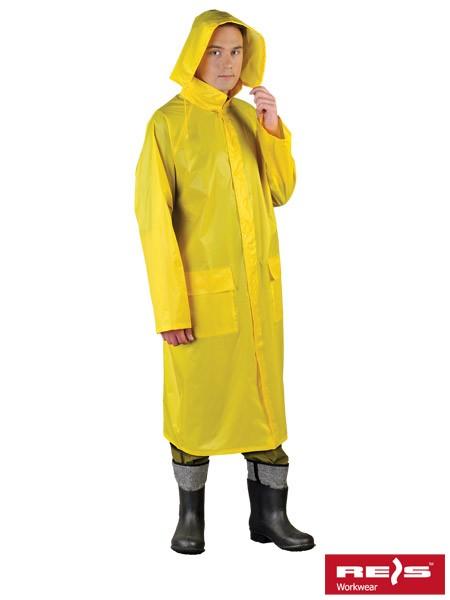 Regenmantel - PPN - Gelb