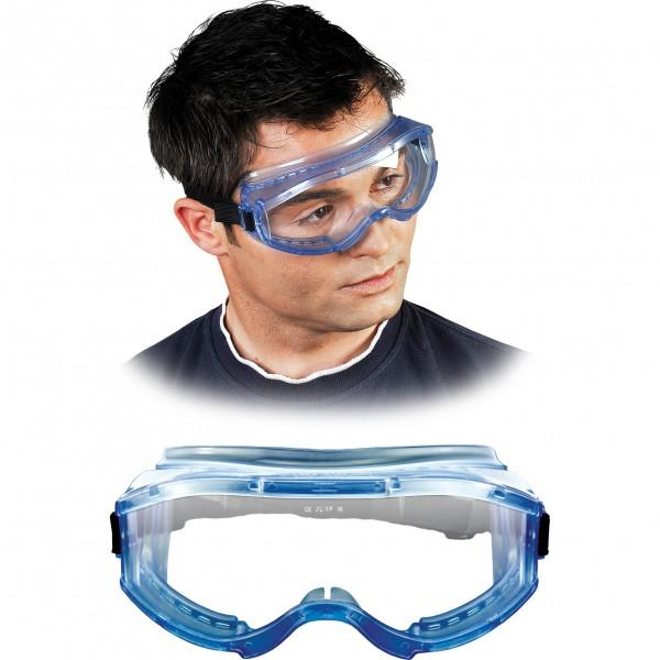 Vollsichtbrille - SAMURITO - Antifog - Optische Klasse 1