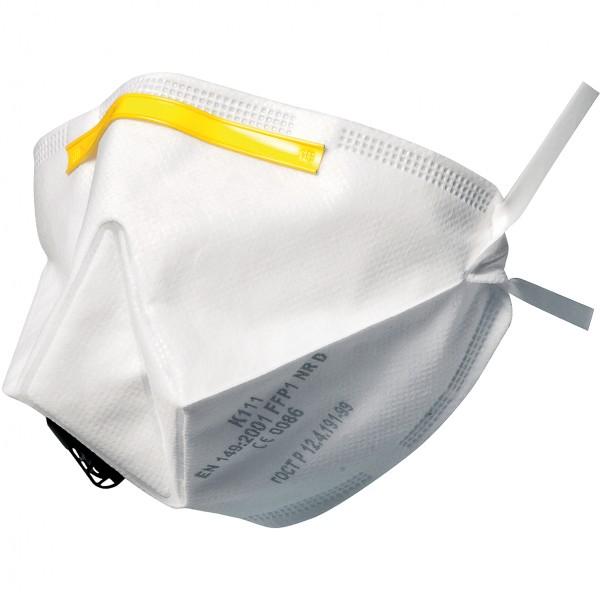 Einwegmaske - FFP1 - 3M-MAS-P1-K111 - 10er Pack - 3M - Seitenventil