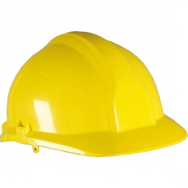 Schutzhelm - KAS - ABS-Kunststoff - Gelb