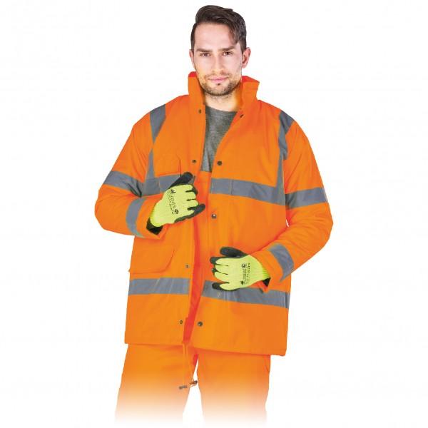 Winterjacke - KVIS - Orange