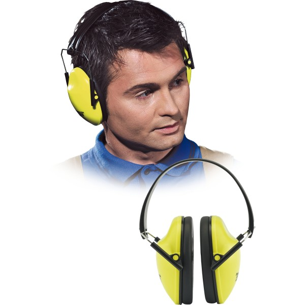 Kapselgehörschutz - OSL - SNR 26 dB