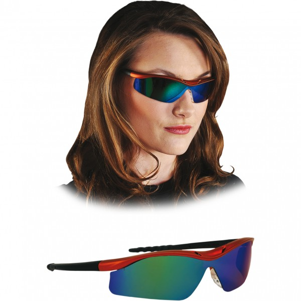 Schutzbrille - MCRDALLAS-MNCB - Getönt - Polycarbonat