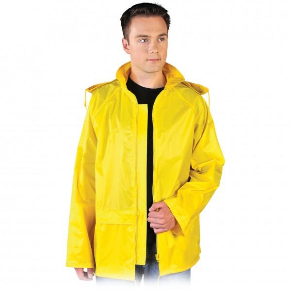 Regenjacke - KPNP - Gelb