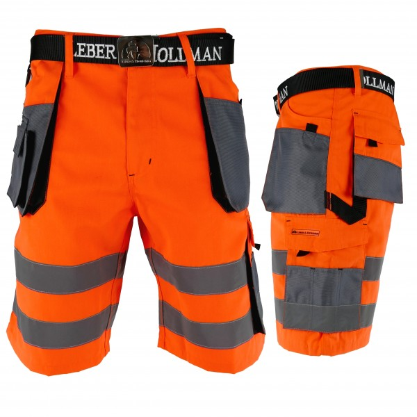Arbeitshose Lhxts Leber Hollman Orange Und Grau Work Trade
