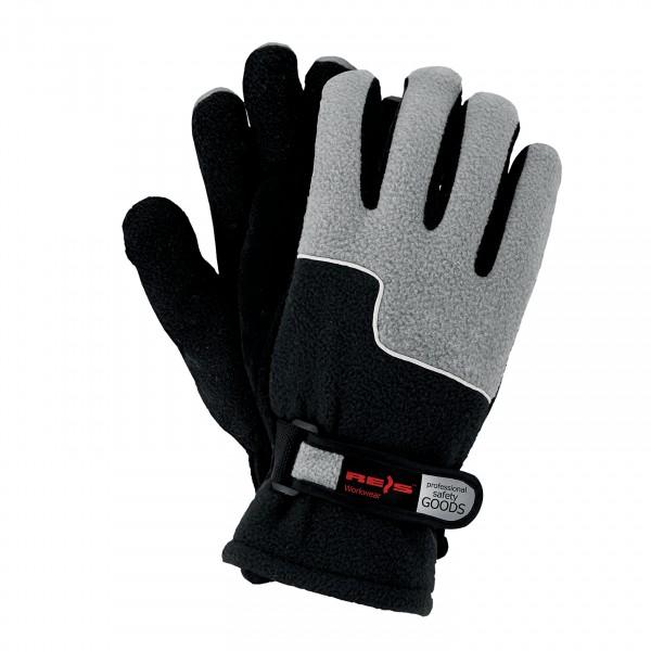 Winterhandschuhe - RPOLTRIP - Fleecestoff - Super warm - Gr. 10
