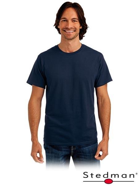 T-Shirt - ST2000 - 100% Baumwolle - Dunkelblau