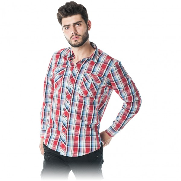Arbeits-und Freizeithemd - REDWORKS - 100% Baumwolle