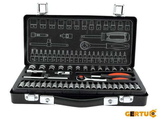 Knarrenkasten - GNA - 40 Teile - CRV-Stahl