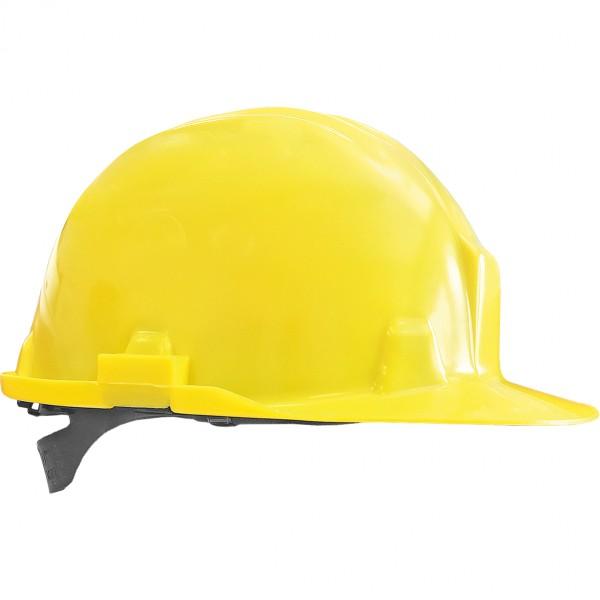 5x Schutzhelm - SPE - HDPE-Kunststoff - Gelb