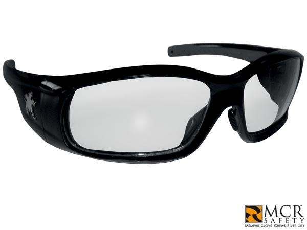 Schutzbrille - SWAGGER - UV Schutz - Polycarbonat - Mit Trageband