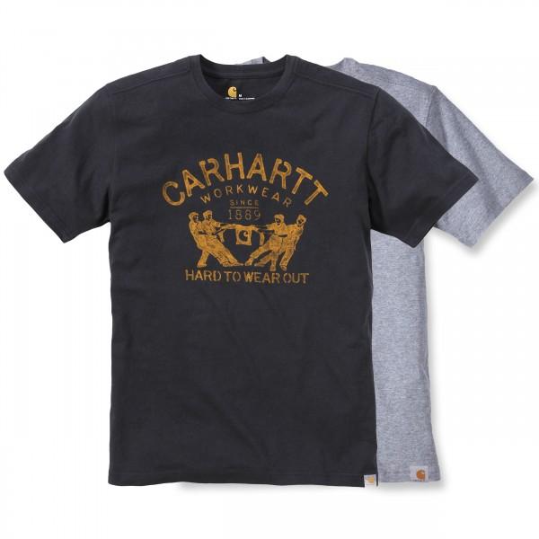Carhartt T-Shirt Maddock Hard to Wear out ( Bitte Größentabelle beachten! )