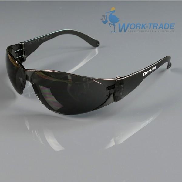 10x Schutzbrille - MCRCHECKLITE-S - UV Schutz - Polycarbonat