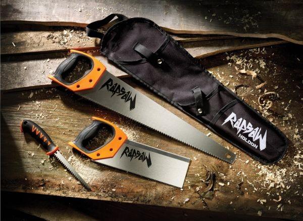 Holzsägen Dreier Pack HN00261 - RAPSAW - inkl. Tragetasche