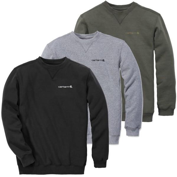 Carhartt Sweatshirt - 103307 - Graphic - Brustlogo