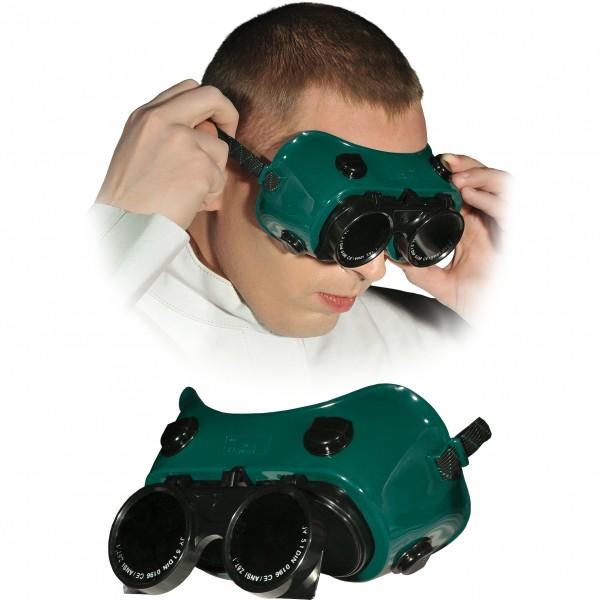 Schweißerbrille - CIRC - Optische Klasse 1
