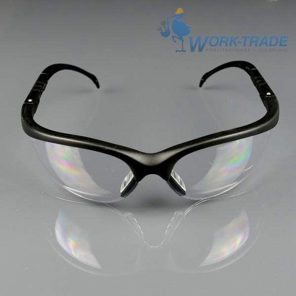 Schutzbrille - MCRKLONDIKE-T - UV Schutz - Polycarbonat - Gelpolster