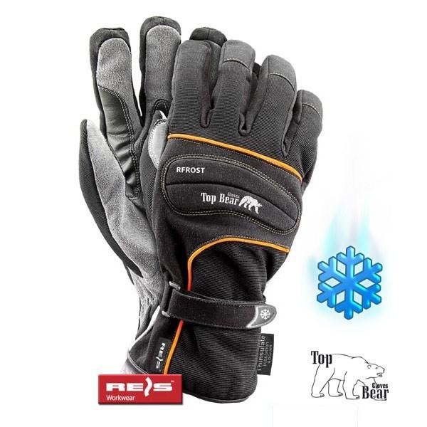 Winterhandschuhe - RFROST - Mit Thinsulate von 3M - Gr. 10