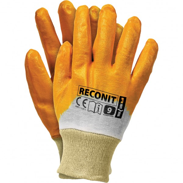 Arbeitshandschuhe - RECONIT - Gelb
