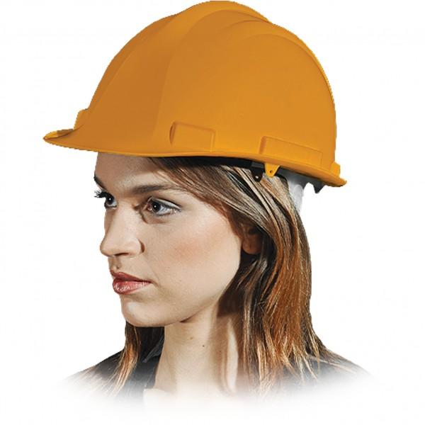 Schutzhelm - UKAS - Orange