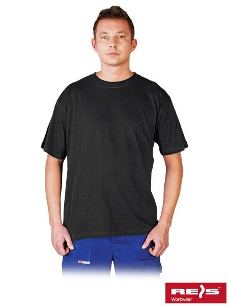 T-Shirt - TSM - 100% Baumwolle - Schwarz