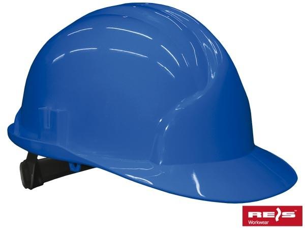 Schutzhelm - SPE - HDPE-Kunststoff - Blau