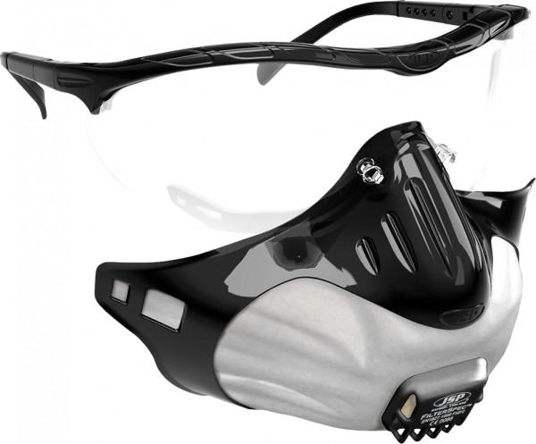 Atemschutzmaske - FilterSpec® - Schutzbrille + Atemschutz - JSP