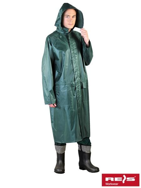 Regenmantel - PPN - Dunkelgrün