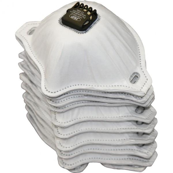 Austauschfilter - 10 Stück - Atemschutzmaske FilterSpec® - JSP