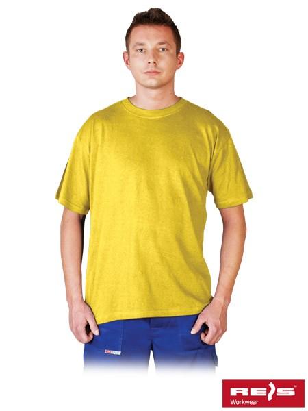 T-Shirt - TSM - 100% Baumwolle - Gelb