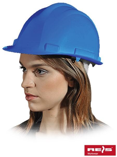 Schutzhelm - UKAS - Blau