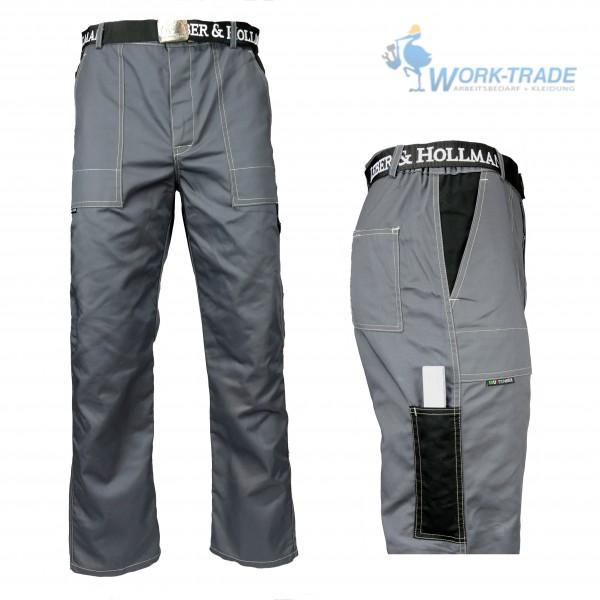 Arbeitshose - MMSP - Grau und Schwarz