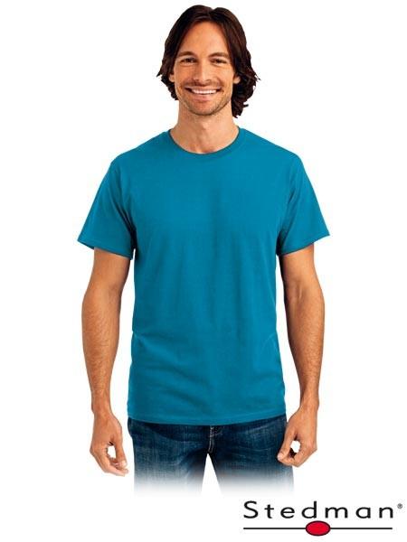 T-Shirt - ST2000 - 100% Baumwolle - Oceanblue
