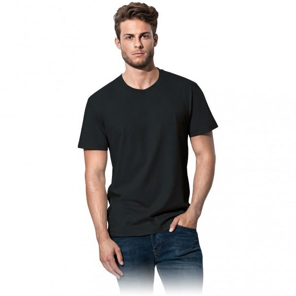 T-Shirt - ST2000 - 100% Baumwolle - Schwarz