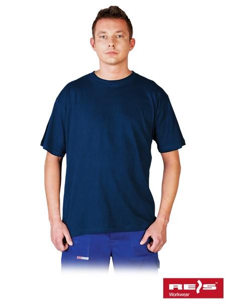 T-Shirt - TSM - 100% Baumwolle - Dunkelblau