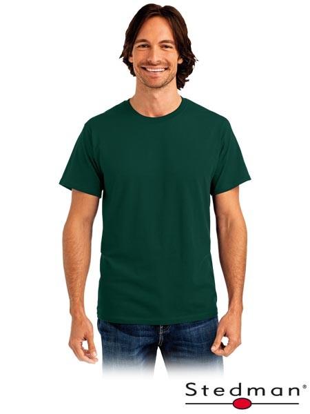 T-Shirt - ST2000 - 100% Baumwolle - Dunkelgrün