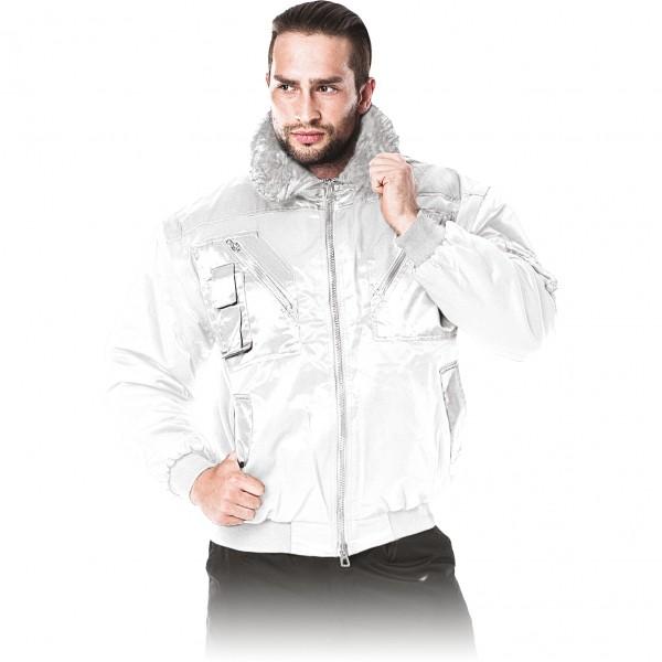 Arbeitsjacke - ICEBERG - Wärmendes Innenfutter - Weiß