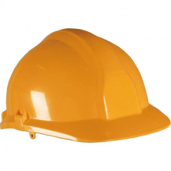 Schutzhelm - KAS - ABS-Kunststoff - Orange