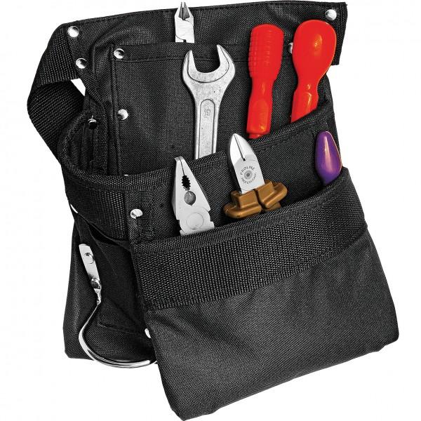 Werkzeugtasche - TORN - Plus Gürtel - Schwarz
