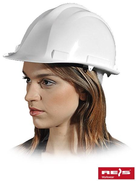 Schutzhelm - UKAS - Weiß
